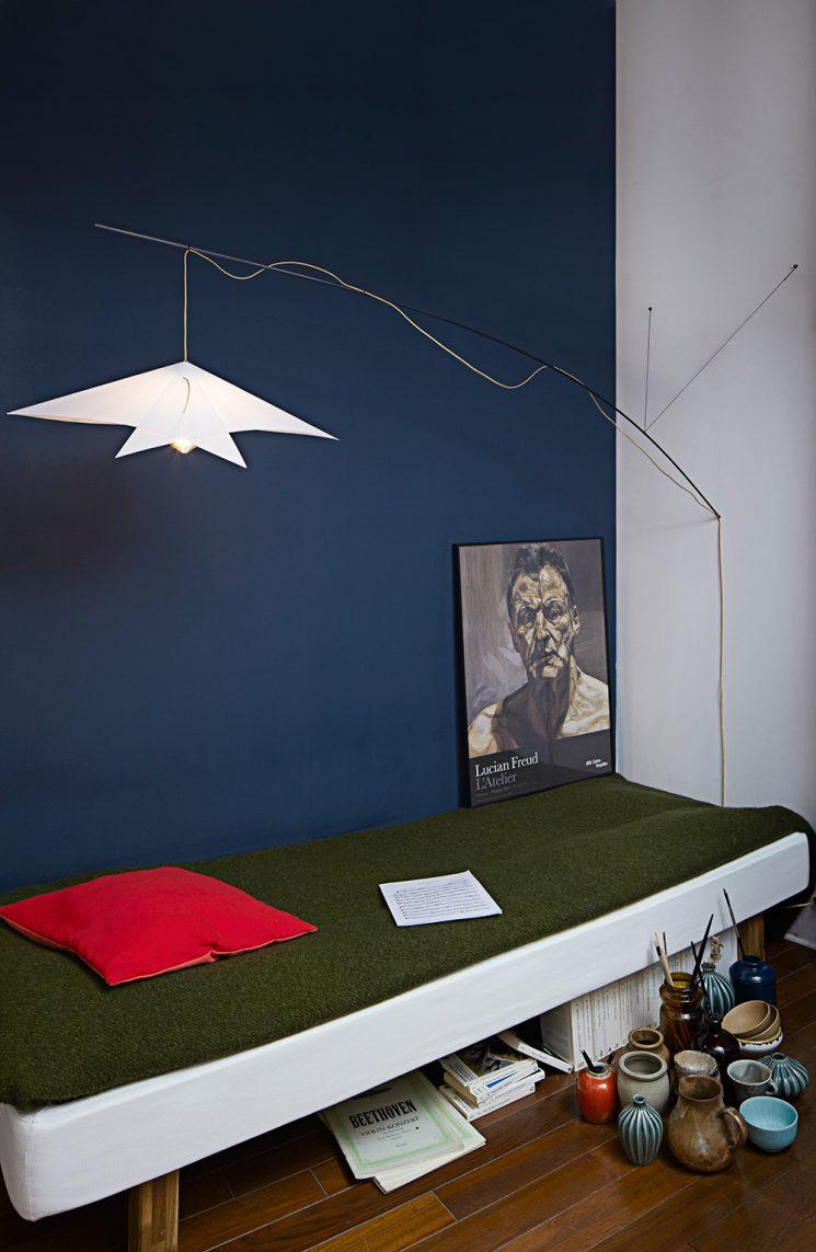 Lumière ! 16 luminaires design à réaliser soi même par Le Grand Appartement || Lampe Geisha