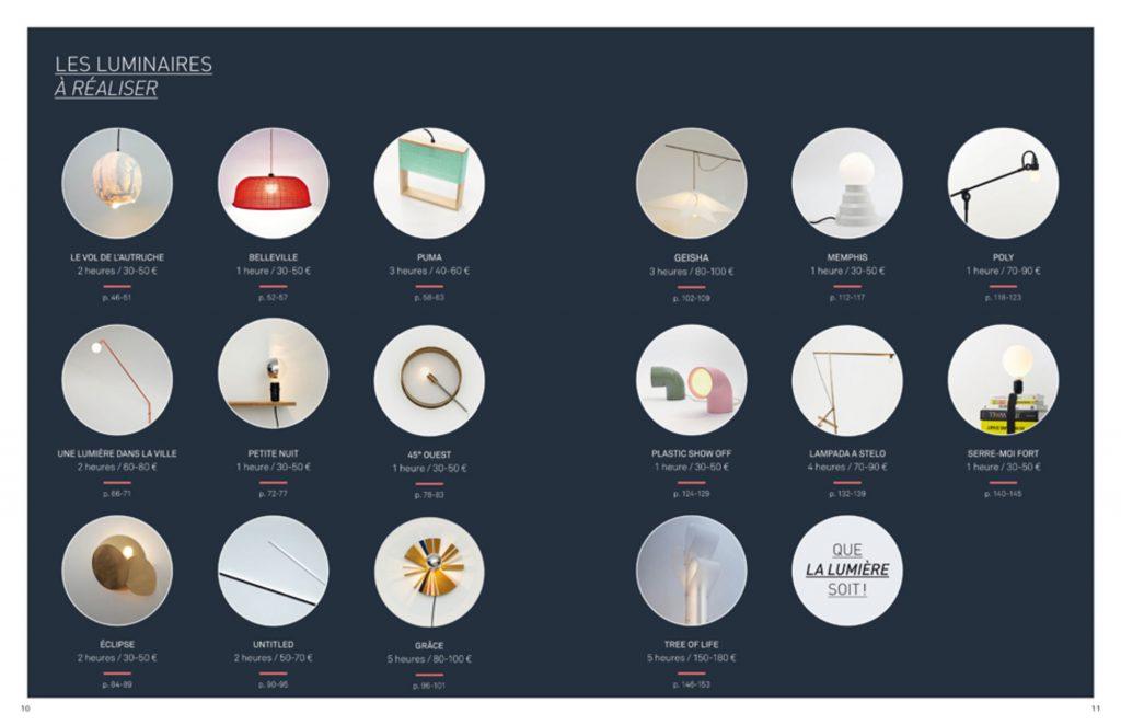 Lumière ! 16 luminaires design à réaliser soi même par Le Grand Appartement