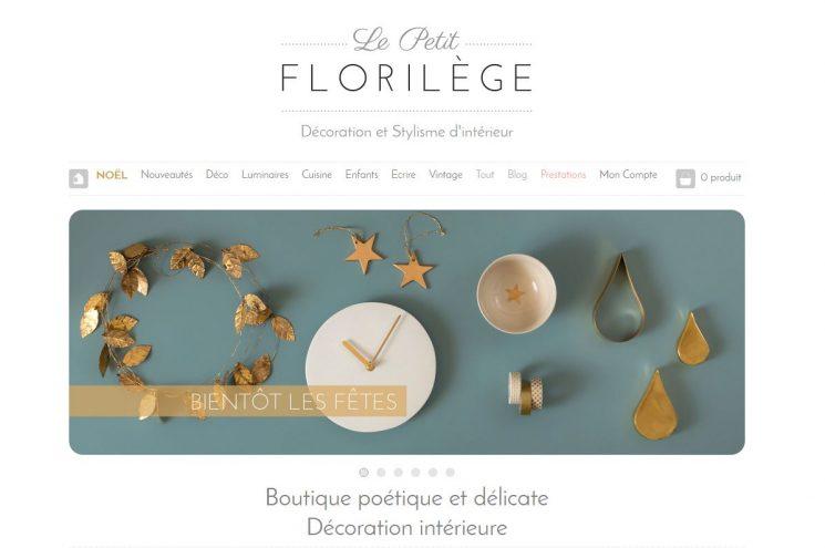 Sélection de boutiques en ligne pour vos cadeaux de Noël - Le Petit Florilège