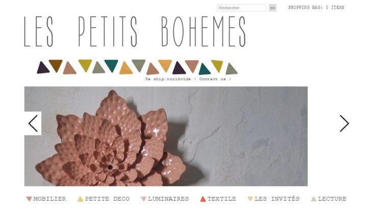 Sélection de boutiques en ligne pour vos cadeaux de Noël - Les Petits Bohèmes