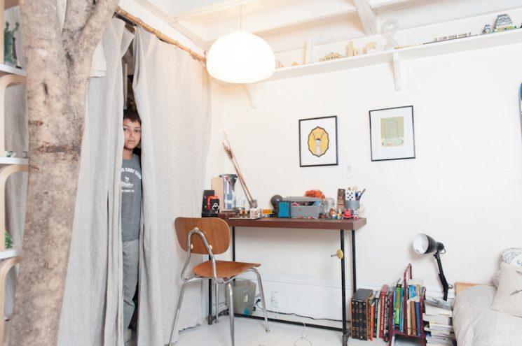 Portrait de Jess Brown via mothermag.com