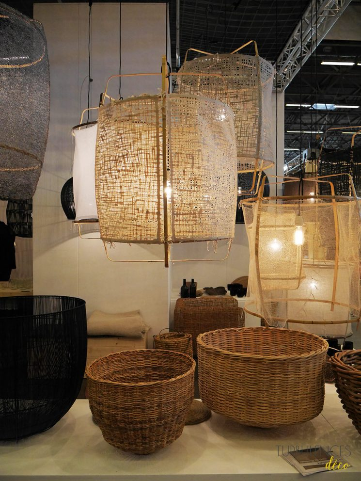 maison objet janvier 2017 visite du hall 1 eclectic. Black Bedroom Furniture Sets. Home Design Ideas