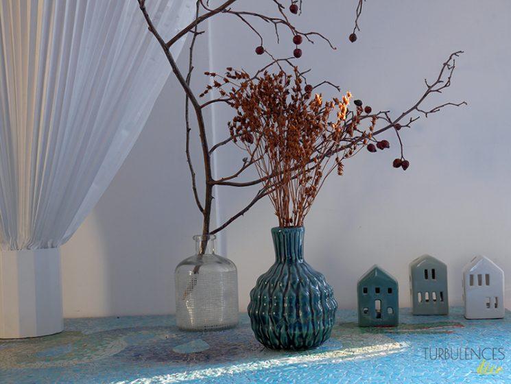 Décorez avec des bouquets de fleurs séchés | Turbulences Déco