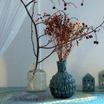 Décorez avec des bouquets de fleurs séchées