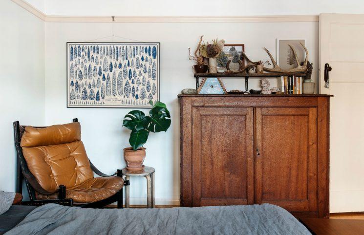 Décorez avec des bouquets de fleurs séchés | Nicolette Johnson et Tom Dawson intérieur