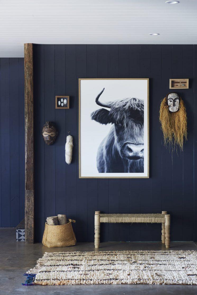 Deco Salon Gris Rose on craque pour le bleu marine ou navy blue en déco
