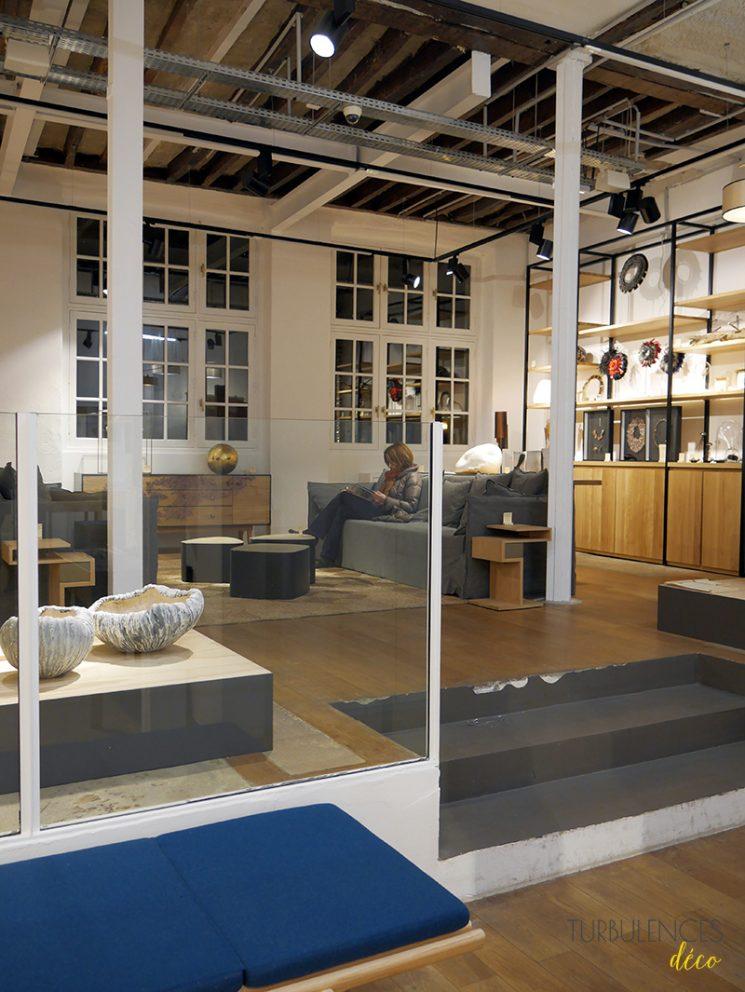 Découverte du concept-store des métiers d'art : Empreintes