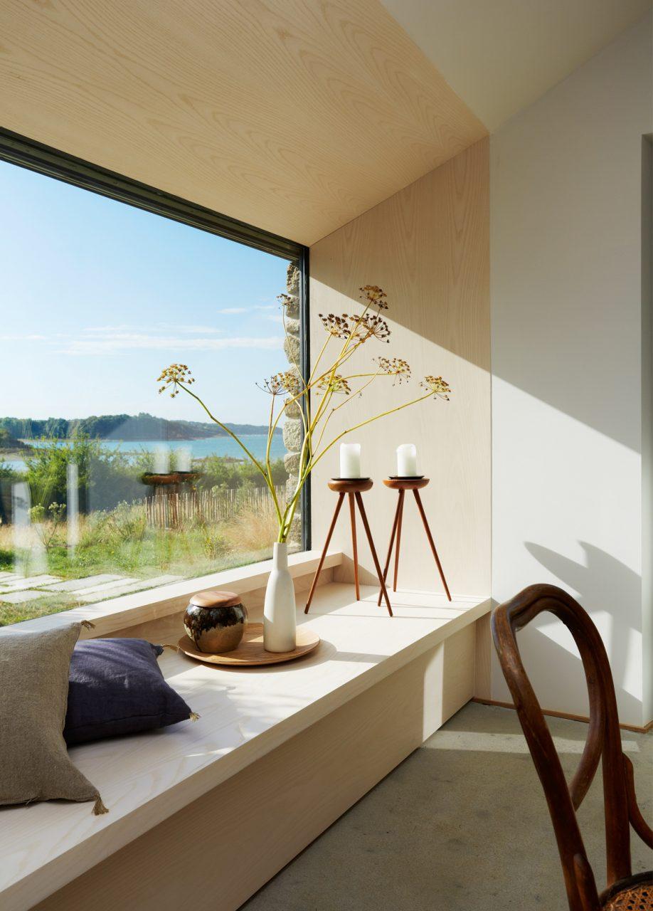Une maison bretonne transform e par l 39 architecte d 39 int rieur guillaume terver - Interieur maison ...