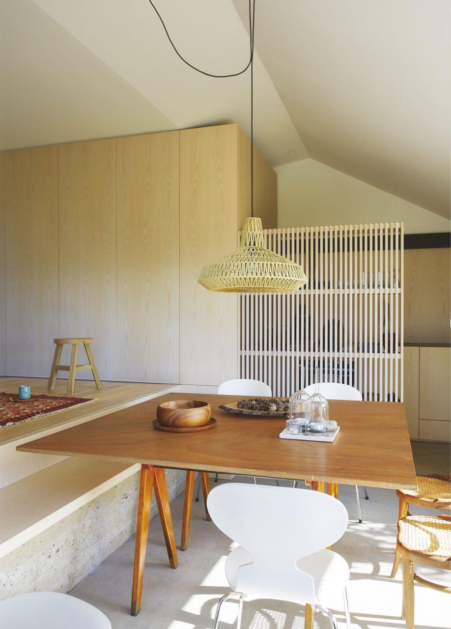 Une maison bretonne transformée par l'architecte d'intérieur Guillaume Terver