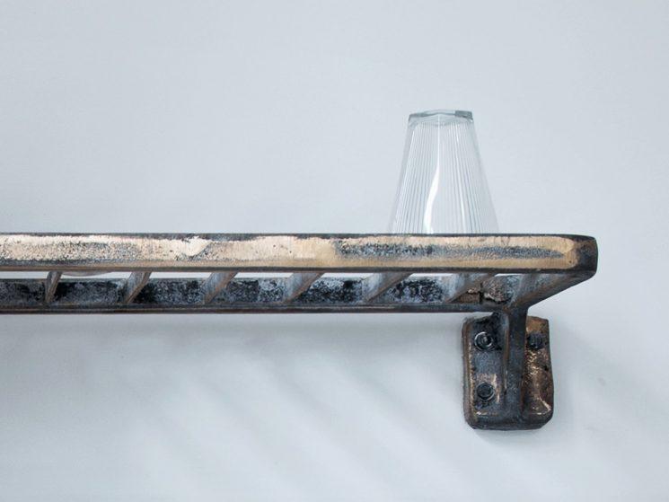 Mark Lewis interior designer || édition d'accessoires en bronze