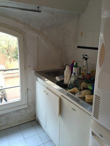 Projet d'aménagement d'une chambre d'hôtes : AVANT