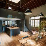 Une vieille demeure au style classique revisité
