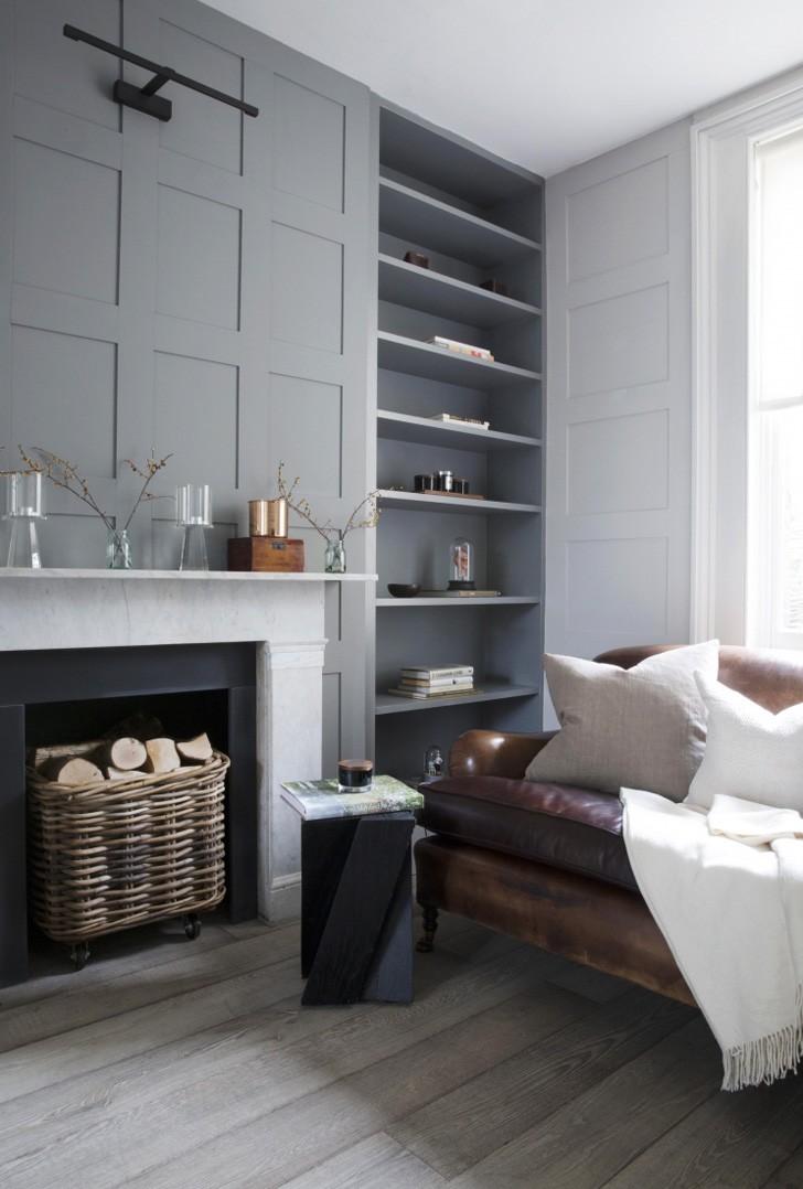 Le style de Cassandra Ellis, une décoration atmosphérique || Clapham house