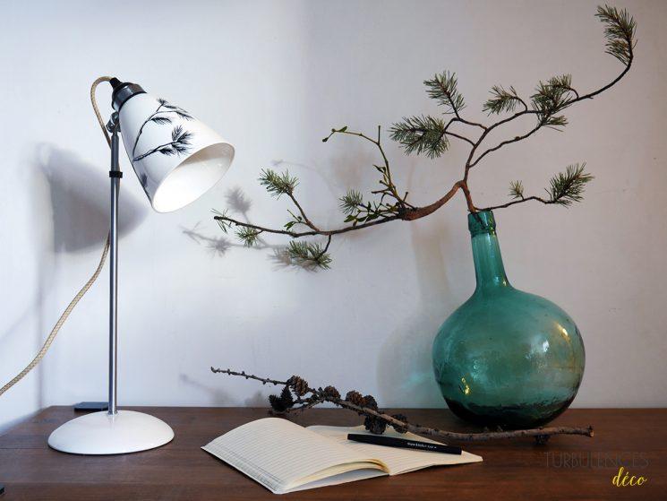 Workshop Original BTC - Ma lampe Hector customisée - Turbulences Déco