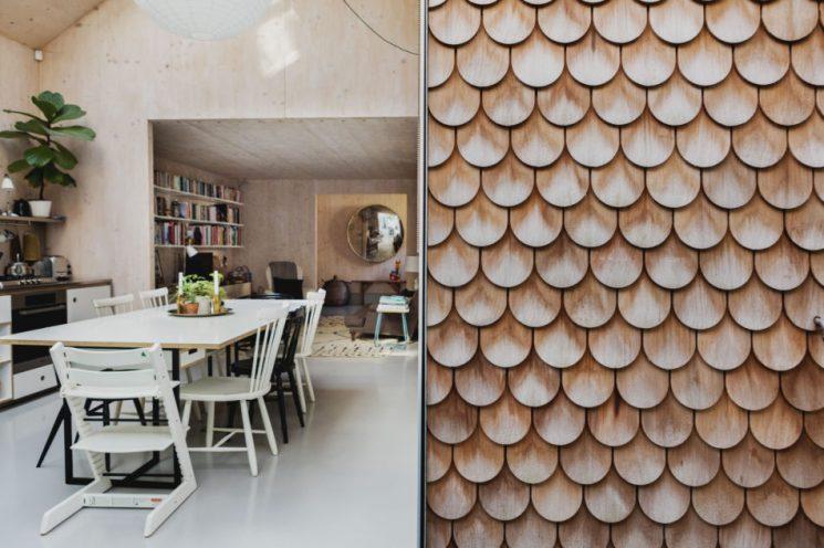 Gingerbread House par l'architecte Laura Dewe Mathews