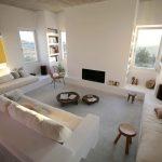 Maison Kamari sur l'île de Paros