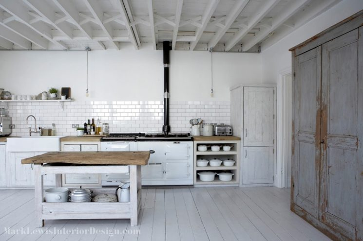Mark Lewis interior designer || Aménagment de cuisine