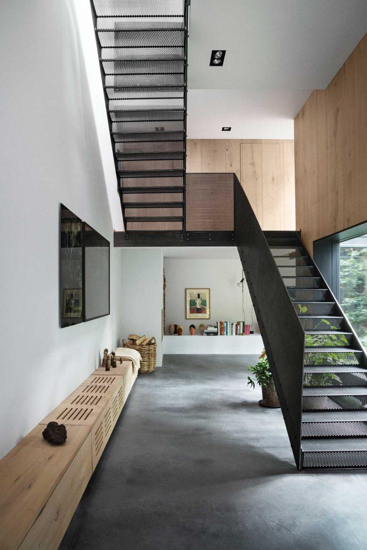 Un loft théâtralisé par le studio David Thulstrup à Copenhague