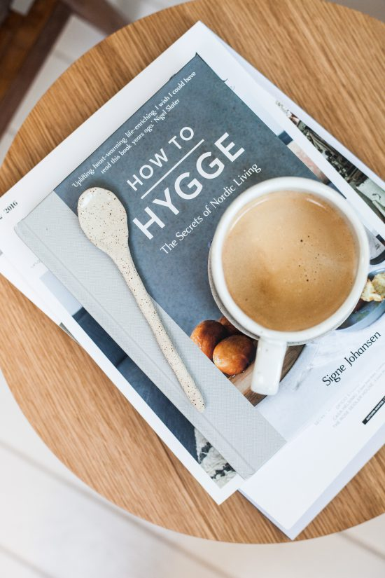 How to hygge - Styling Holly Marder