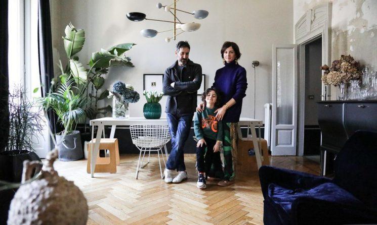 Barbara Ghidoni et Renato Corazzo, Ludovico... à Milan