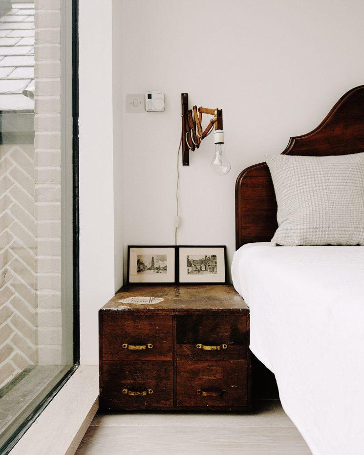 Chan + eayrs | Herringbone house Londres