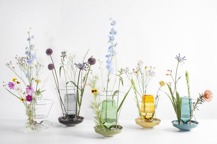 Hidden Vases -Design Chris Kabel - Edition Valerie Objects