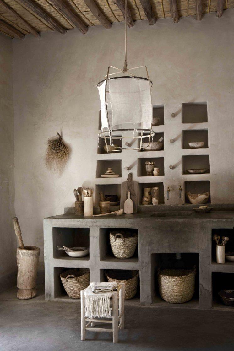 La décoration ethnique et wabi sabi || Catalogue de la boutique belge Couleur Locale