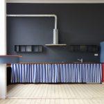 Les agencements colorés et scénographiés de Dries Otten