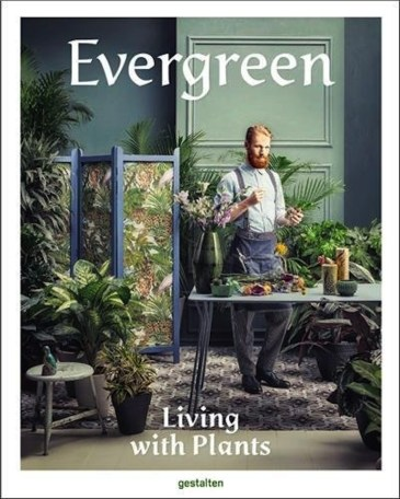 Livre - Evergreen Living with plants