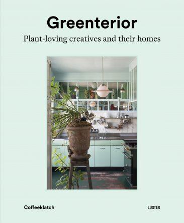 Livre - Greenterior en anglais, de Bart Kiggen et Magali Elali