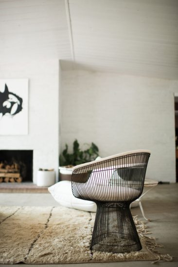 Le style de Leanne Ford, scénographe d'intérieur | Home in Pittsburgh restaured by the Fords