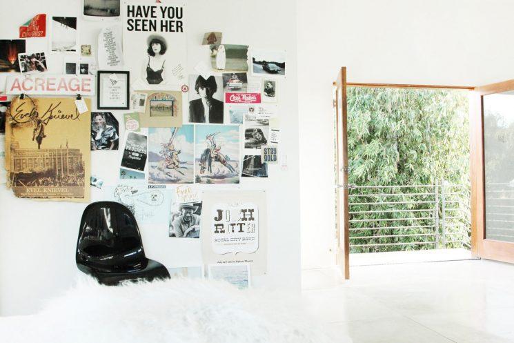 Le style de Leanne Ford, scénographe d'intérieur | Buck Mason Venice guest house