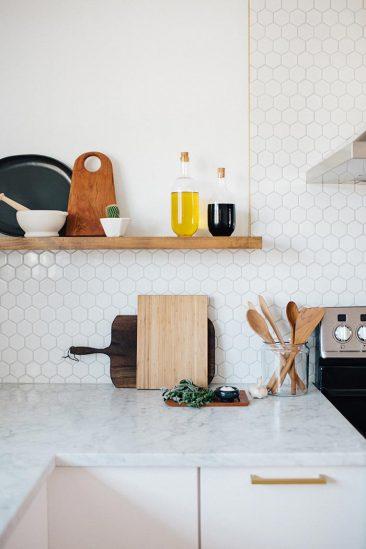 Le Choix Du Plan De Travail Dans La Cuisine L Atout Deco