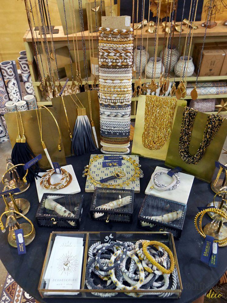 Salon du Printemps des Docks à Lyon | Stand de la boutique Bonnes Sœurs