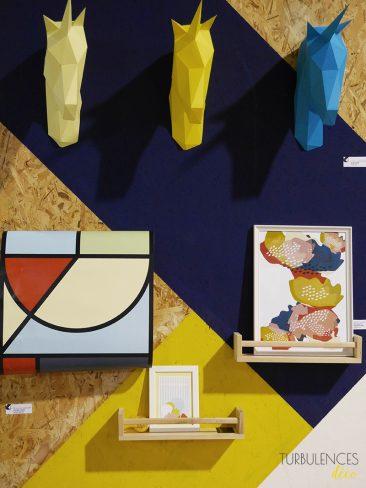 Salon du Printemps des Docks à Lyon | Scènes d'intérieur par l'agence Del-in