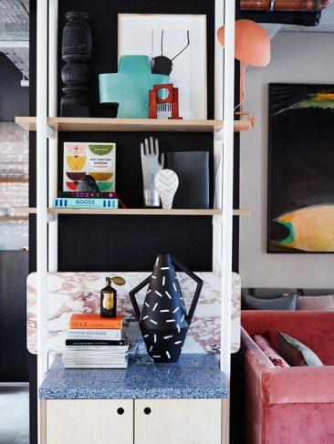 Alex hotel par Arent & Pike, ambiance design ethnique