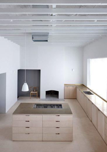 Du laiton dans la cuisine : bling ou mat ? | Wareham Merrydown projet par McLaren Excell