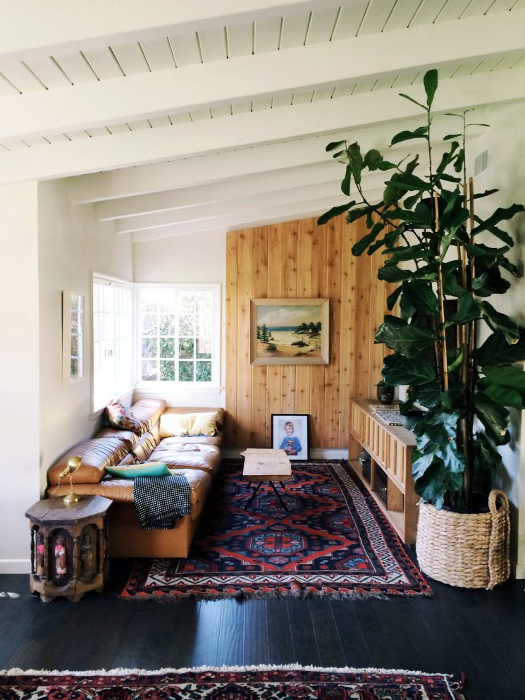 Une maison vintage bohème à Santa Monica | Dabito