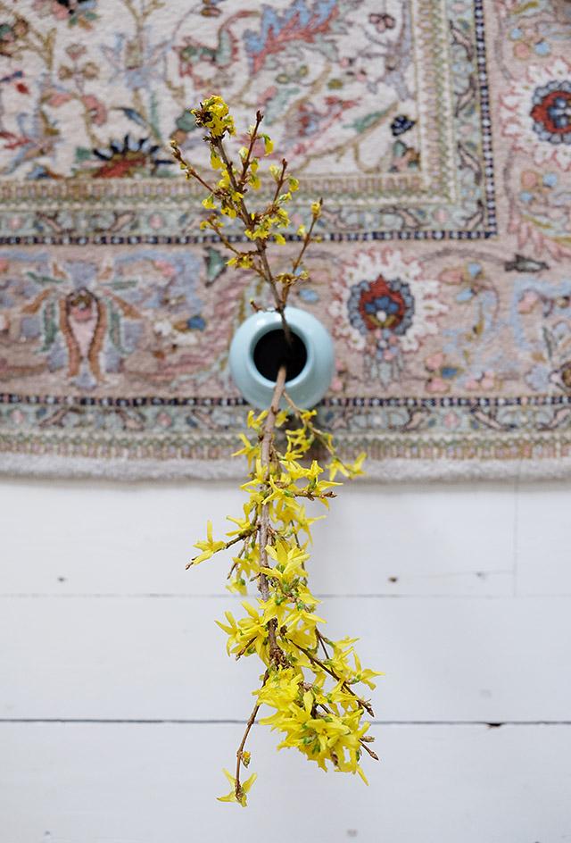 Tendance déco, le grand retour du tapis persan | Cosy home blog