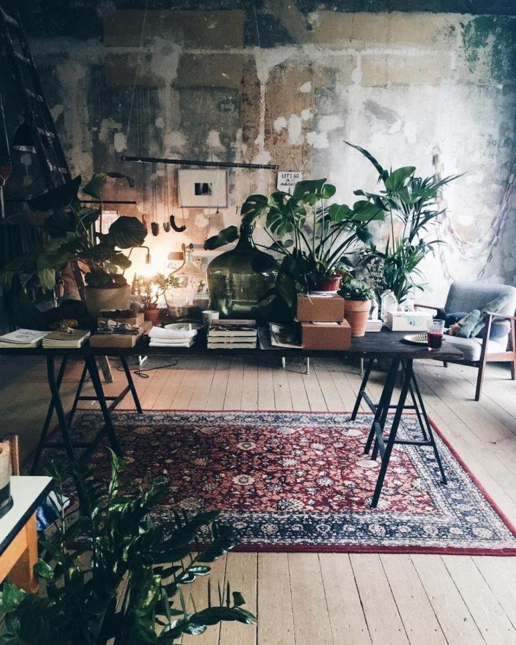 Tendance déco, le grand retour du tapis persan | Studio Blinkblink