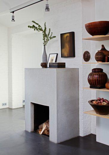 Un appartement privé à Berlin aux accents ethniques par Annabell Kutuc