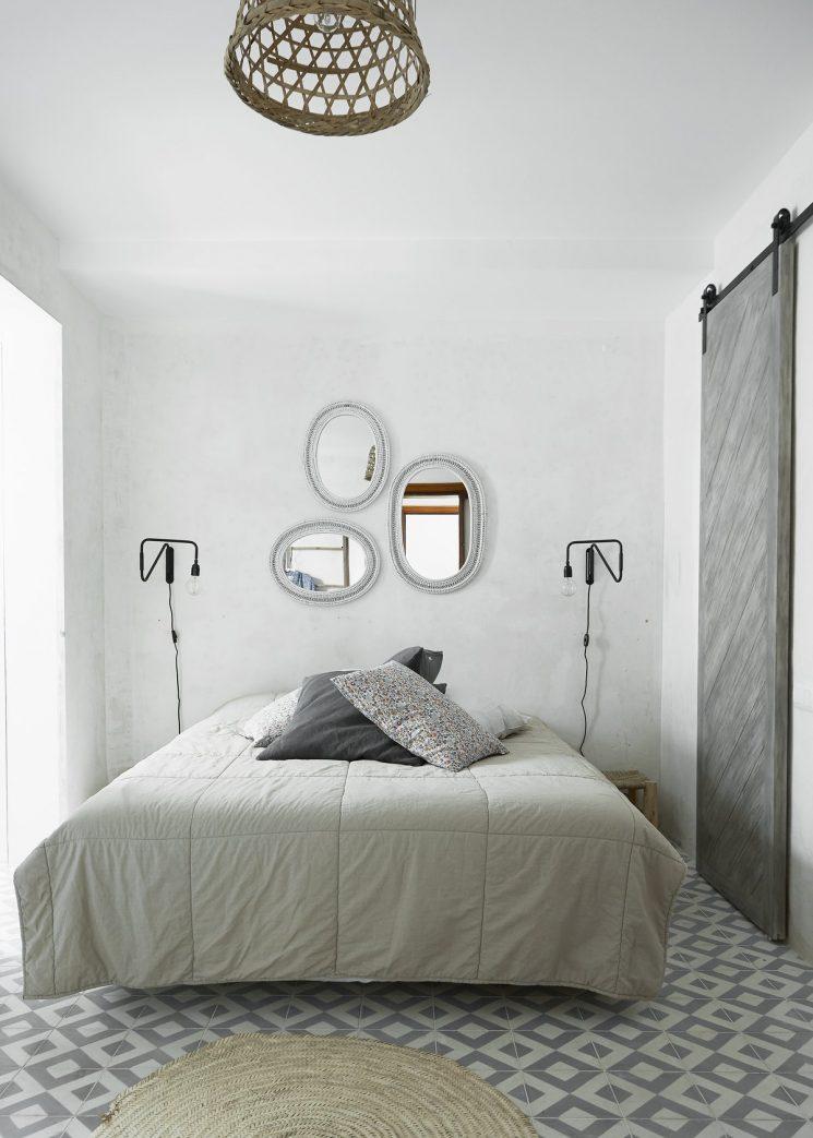 L'appartement à Majorque de Tine K, fusion du style danois, catalan et ethnique
