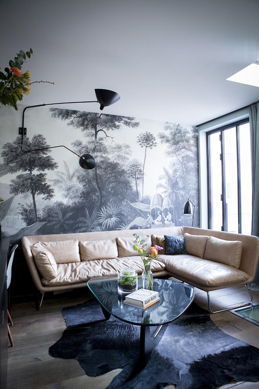 papier peint archives turbulences d co. Black Bedroom Furniture Sets. Home Design Ideas