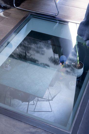 Extension sur les toits de Paris par l'atelier d'archi