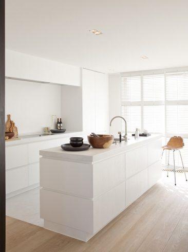Le chic minimaliste et confortable de l'architecte d'intérieur Nathalie Deboel | Appartement à Duinbergen, Belgique