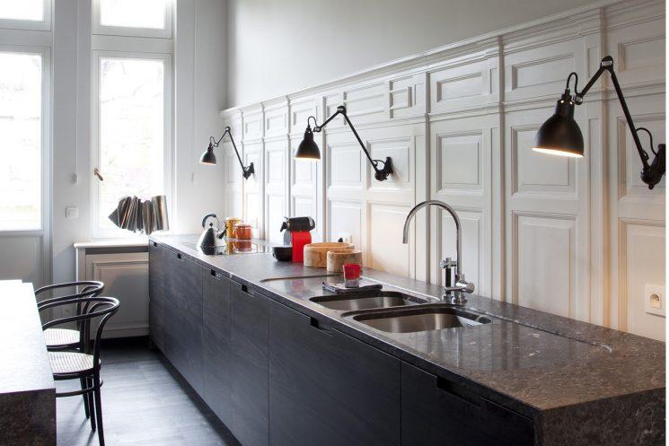 Le chic minimaliste et confortable de l'architecte d'intérieur Nathalie Deboel | Maison à Bruxelles, Belgique
