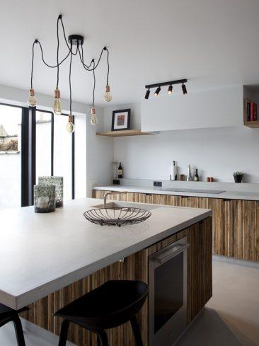 Le chic minimaliste et confortable de l'architecte d'intérieur Nathalie Deboel | Maison à Knokke, Belgique