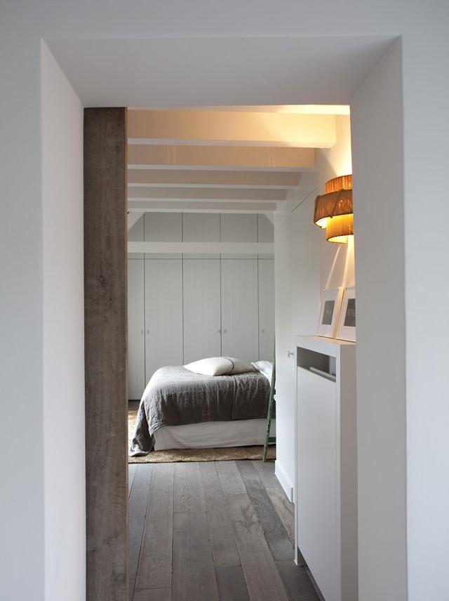 Le chic minimaliste et confortable de nathalie deboel - Architecte d interieur bruxelles ...