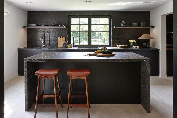 Le chic minimaliste et confortable de l'architecte d'intérieur Nathalie Deboel | Maison à Tulpenlaan, Belgique