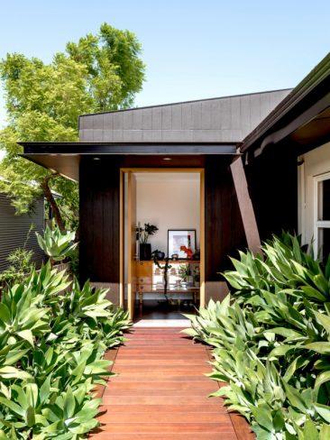 Maison en Australie ouverte sur l'extérieur